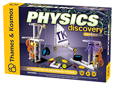 Physics Discovery Kit by Thames and Kosmos