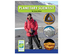 Planetary Scientist - Seeds of Science