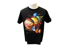 Planets T-shirt Child