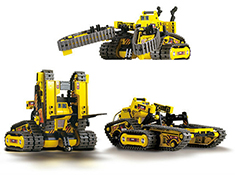 Robotikits 3-in-1 All Terrain Robot