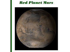 PASS: Red Planet Mars