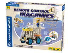 Remote-Control Machines Science Kit  by Thames and Kosmos