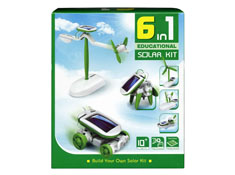 Robotikits 6 in 1 Solar Kit