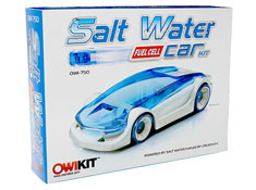 Robotikits Salt Water Fuel Cell Car Kit
