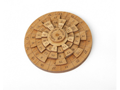 Safecracker Wooden Puzzle
