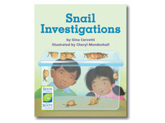 Snail Investigations - Seeds of Science