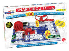 Snap Circuits Jr. 100 in 1 Experiments Kit
