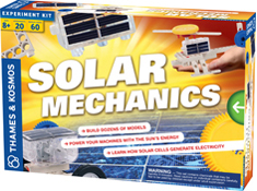 Solar Mechanics Science Kit