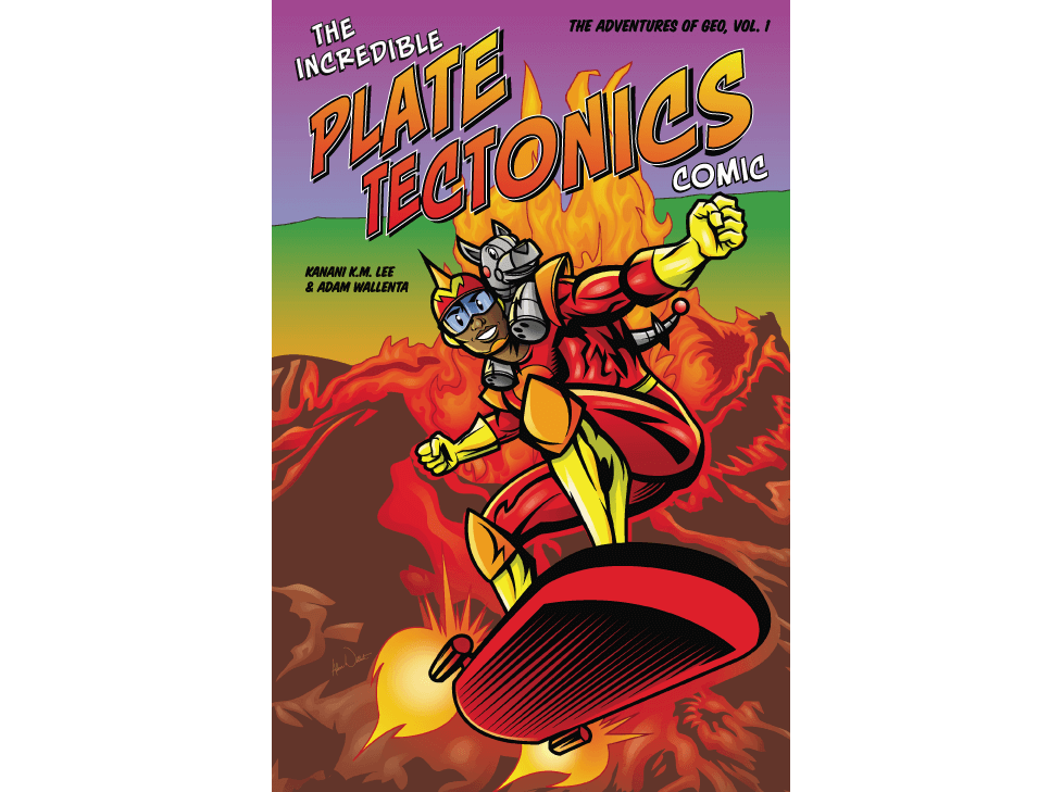 Incredible Plate Tectonics Comic