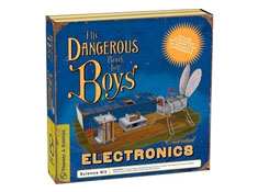 The Dangerous Book For Boys Essential Electronics Set by Thames and Kosmos