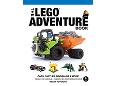 Lego Adventure Book, Vol. 1