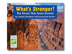What's Stronger? The Forces that Cause Erosion - Seeds of Science