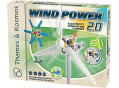 Wind Power 2.0 Science Kit by Thames and Kosmos