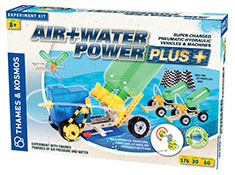 Air + Water Power by Thames and Kosmos