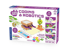 Kids First Coding and Robotics
