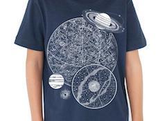 Astronomy Glow T