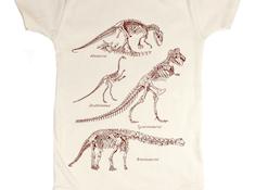 Onesie - Dinosaur Bones
