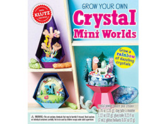 Klutz Grow Your Own Crystal Mini World