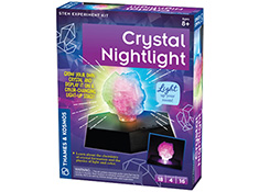 Crystal Nightlight Science