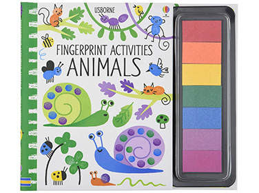 Fingerprint Activities - Animals