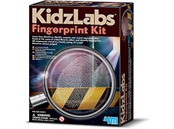 Kidzlabz Fingerprint Kit