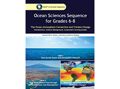GEMS: Ocean Science Sequence for Grades 6-8