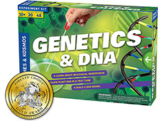 Genetics and DNA Experiment Kit