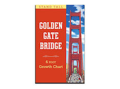Golden Gate Bridge Growth Chart