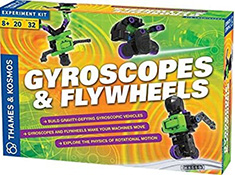 Gyroscopes And Flywheels