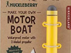 Huckleberry - Motor Boat