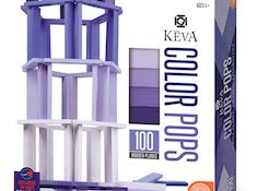 Keva Color Pops Purple