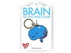 Keychain - Brain