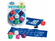Mathdice Jr Mental Math Game