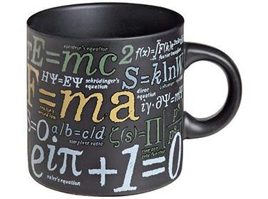 Math Formulas Mug