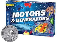 Motors & Generators Science Kit