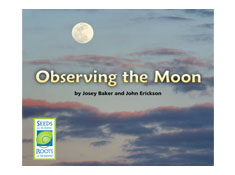 Observing the Moon - Seeds of Science