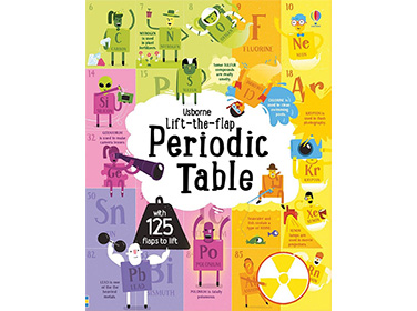 Periodic Table (Lift the Flap)