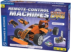 Remote Control Machines: Custom Cars