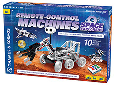 Remote Control Machines: Space Explorers by Thames and Cosmos