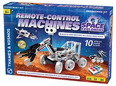Remote Control Machines: Space Explorers