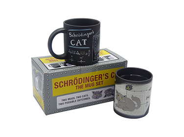 Schrodinger's Cat Mug Set