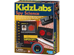 Kidzlabs Spy Science